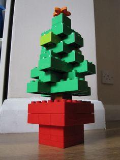 Duplo Christmas Tree