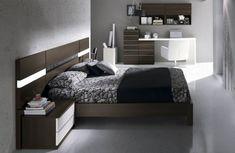 DRG_N_07 #hogar #casa #dormitorio #habitación #Galicia #muebles #style Bedroom Bed Design, Bedroom Sets, Kids Bedroom, Master Bedroom, Bedroom Interiors, Bedrooms, Indian Interiors, Luxury Bedding, Bed Spreads