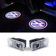 Holograme/Embleme LED Sigla VOLKSWAGEN - GOLF PASSAT EOS JETTA -