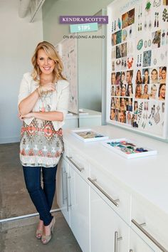 5 Tips on Building a Brand with Kendra Scott  Read more - http://www.stylemepretty.com/living/2013/10/12/kendra-scotts-5-tips-on-building-a-brand/