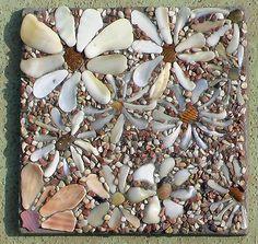 shell flowers