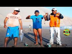 #Pesca De Lorna En El Mar - YouTube
