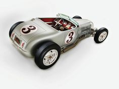 The Ford Indy Speedster V8 by Bill Lindig & SO-CAL
