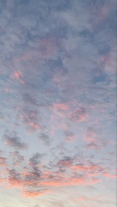 Розовые облока, эстетика Healing Camp, Clouds, Wallpapers, Landscape, Outdoor, Food, Outdoors, Scenery, Essen