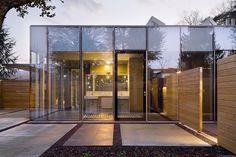 HOUSE in OLOT (SPAIN) (2006-2008) by Miquel del Pozo , via Behance