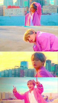 180302 BTS the scene D-icon Made By Dispatch #V ~♡