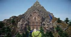 ... lonely mountain 23 minecraft erebor the lonely mountain 23 diamonds