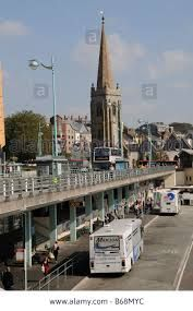 Image result for plymouth bretonside bus station Devon Uk, Devon And Cornwall, Cornwall England, Plymouth Hoe, Bus Station, Ocean City, Old Photos, Lighthouse, Concrete