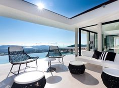 Villa a ibiza avec piscine