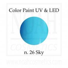 Color Paint UV GEL n.26 Sky