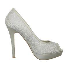 Menbur Wedding Raquel 4986, Scarpe col tacco da sposa: Amazon.it: Scarpe e borse