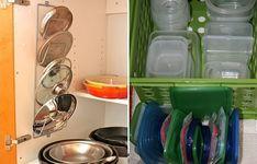 Para você que mora em casa ou apartamento com cozinha pequena, veja 10 dicas de organização para cozinhas pequenas!