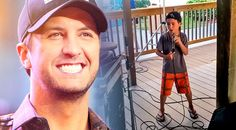 Country Music Lyrics - Quotes - Songs Luke bryan - This Little Boy's Karaoke Performance Of Luke Bryan's 'Country Girl' Will Sweep You Off Your Feet! - Youtube Music Videos http://countryrebel.com/blogs/videos/42253699-this-little-boys-karaoke-performance-of-luke-bryans-country-girl-will-sweep-you-off-your-feet