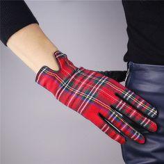 Korean Fashion Tips Genuine leather gloves scottish tweed short woolen vintage french elegance sheepskin woman's gloves Fashion Tips Genuine leather gloves scottish tweed short woolen vintage french elegance sheepskin woman's gloves Scottish Dress, Scottish Plaid, Scottish Women, Tartan Fabric, Tartan Plaid, Tartan Decor, Tartan Fashion, Tweed Shorts, Long Gloves