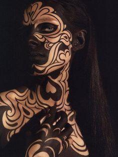 Skin art.