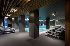 SPA complex in Relax Park Verholy on Interior Design Served