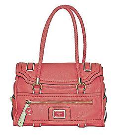 rose coloured purse