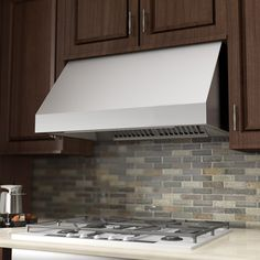 ZLINE 30 in. 1200 CFM Under Cabinet Range Hood in Stainless Steel (685-30) has a modern design and built-to-last quality that would make it a great addition to any home or kitchen remodel. This hood's high-performance 4-speed motor will provide all the power you need to quietly and efficiently ventilate your kitchen.