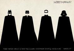 HeroMania, Polish Cinema Poster