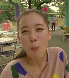 Aoi Yu 蒼井優 Cute Japanese, Japanese Girl, Yu Aoi, Honey And Clover, Japanese Aesthetic, Aesthetic Gif, Female Actresses, Summer Makeup, Her Smile