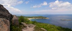 Glorious coastlines (Northern TOur IDEAS)  NEW ENGLAND COAST TO THE NORTH: MASSACHUSETTS, NEW HAMPSHIRE AND MAINE