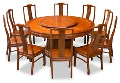 Round Dining Table for 10 Chairs is very popular in the world. Then, 60-inch round table for 10 dining tables is one of the most frequently produced and used. This Type of the table may be just what you need to get an extra room for guests.