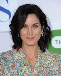 ♠ Carrie Anne Moss #Actress