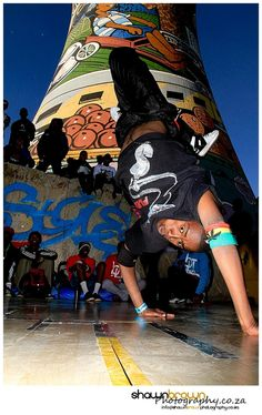 """Bboy Intensity"" - Urban Sessions – Street Culture at Orlando Towers, Soweto Street Culture, Towers, Orlando, Urban, Portrait, Orlando Florida, Tours, Headshot Photography, Tower"
