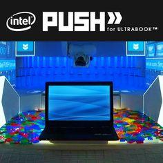 PUSH for Ultrabook™