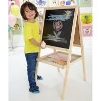 Tableau Enfant ELC - 136760 - TABLEAU - CHEVALET EN BOIS 44.14