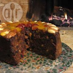Recipe Picture:Festive Christmas Cake