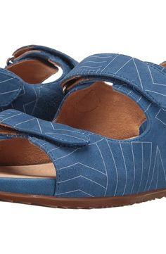 SoftWalk Dana Point (Ocean Blue/White) Women's Sandals - SoftWalk, Dana Point, S1702-436-436, Footwear Open Casual Sandal, Casual Sandal, Open Footwear, Footwear, Shoes, Gift - Outfit Ideas And Street Style 2017