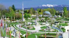 Minimundus; Klagenfurt, Austria