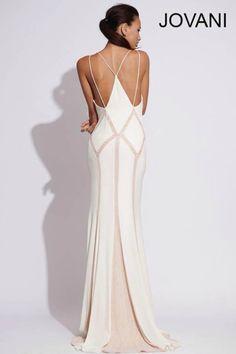 Stunning Jovani gown ~ mirellas.ca