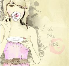 I do like Tea