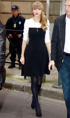 November 9th - Taylor Swift in Kate Spade