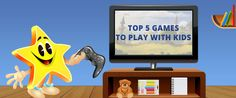 If your kids are too young to play online bingo, try playing these 5 great games with them. Bingo For Kids, Games To Play With Kids, Play Online, Forget, Entertaining, Children, Blog, Young Children, Boys