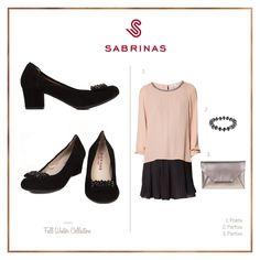 Sabrinas.|| The Sabrinas. #Sabrinas #Trends #Shoes #Look #MadeInSpain #FW1415