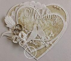 Cards by Astrid: Wedding !!!
