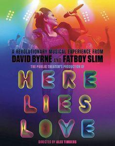 """Here Lies Love"" tix please!"