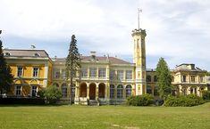 Károlyi-kastély Füzérradvány Homeland, Hungary, Budapest, Attraction, Adventure, Mansions, House Styles, Modern, Villas