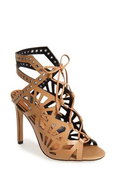 Helena Leather Cutout Sandal  by Dolce Vita on @nordstrom_rack