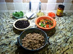 healthy mexican cuisine