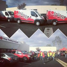 Cool to see the vehicle wraps we did displayed over at Trilogy plumbing during employee training. #millersigncorp #millersigncorpworldwide #vehiclewraps #plumbingtruck #pluming #fleetdecalservices #graphics #wraps #fleet #Repost @themmcmanus ・・・ Testing a new app #trilogyplumbing
