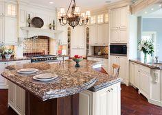 Elegant Cambria quartz kitchen - Shirebrook countertop
