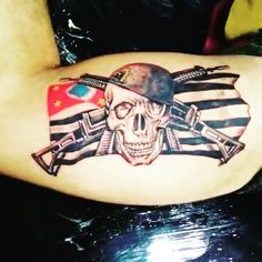 Si vis pacem para bellum 💀 Tattoos, Top, Tatuajes, Tattoo, Japanese Tattoos, A Tattoo, Shirts, Tattoo Designs, Tattooed Guys