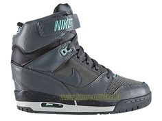 Officiel Nike Basket Revolution Sky Hi GS - Chaussure Montante Nike Pas Cher…