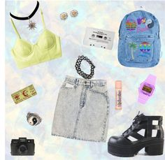 """""""Pretty Baby."""" by ielox3 on Polyvore"""
