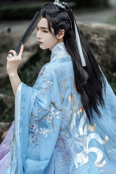 Chinese Boy, Chinese Style, Asian Male Model, Chinese Clothing, Chinese Culture, Hanfu, Asian Men, Character Inspiration, Handsome