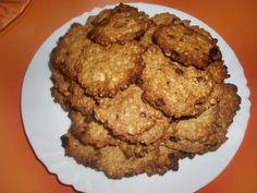 Zabpelyhes keksz recept